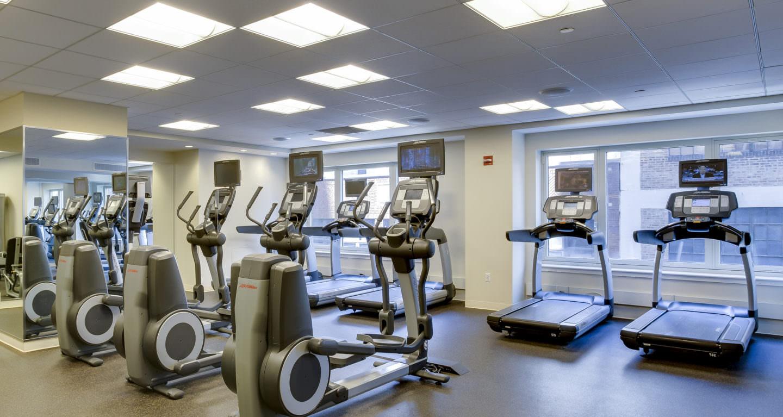 10 Rittenhouse fitness center