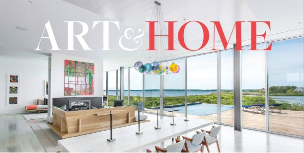Art and Home magazine Summer 2017