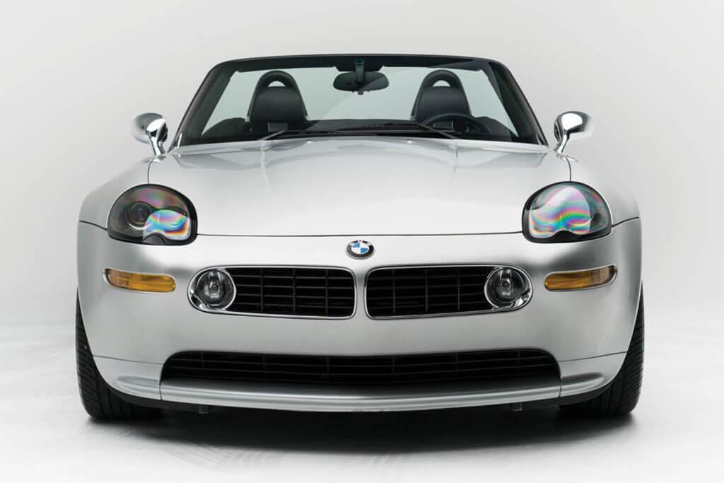 Steve Jobs' 2000 BMW Z8