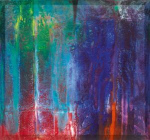 Sam Gilliam painting