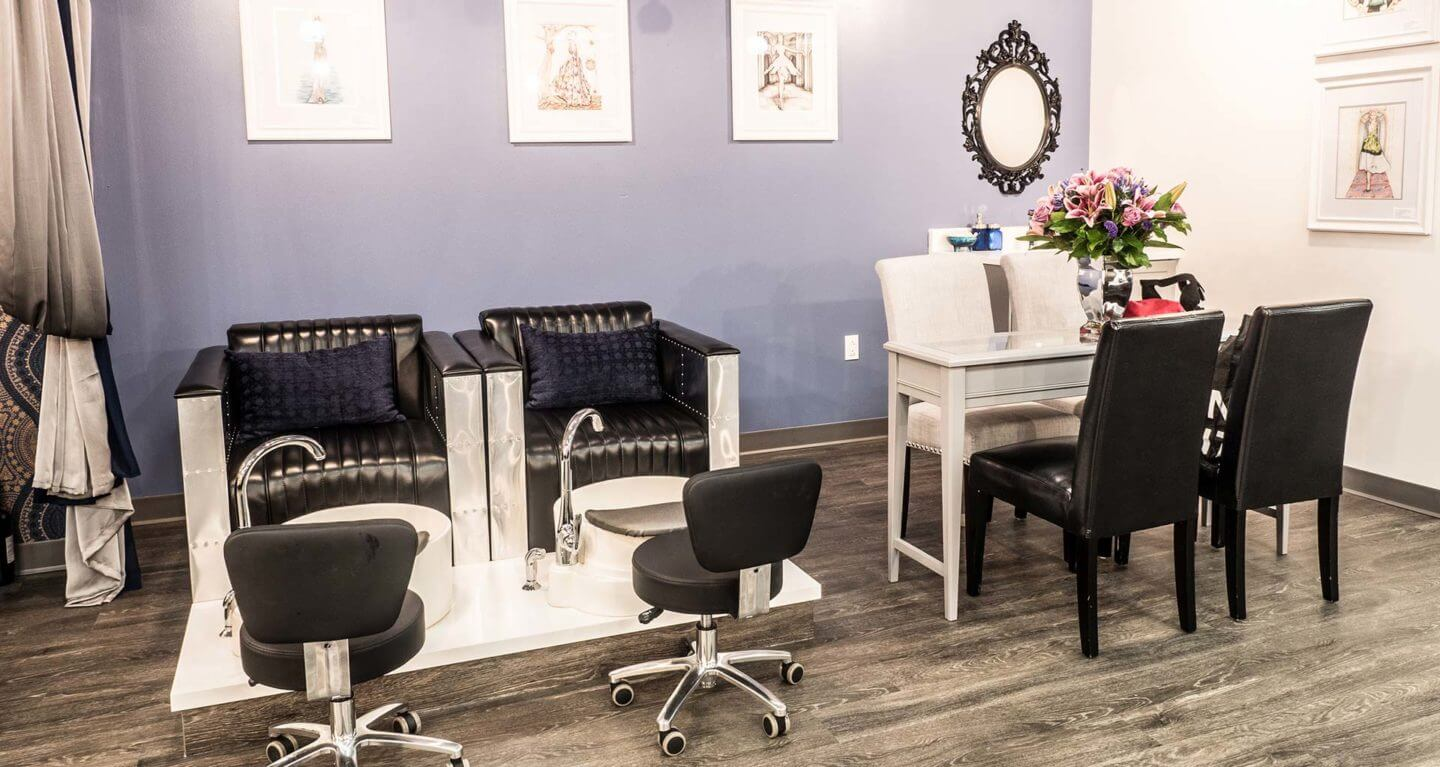 Salon-Nail-Station