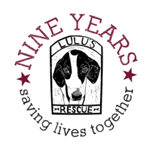 Logo for lulu's rescue