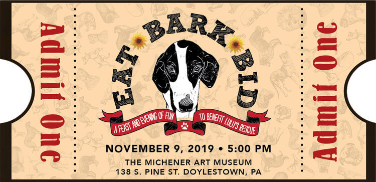Eat Bark Bid ticket icon